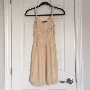 GEO LONDON Beige Dress - UK 10/US 6